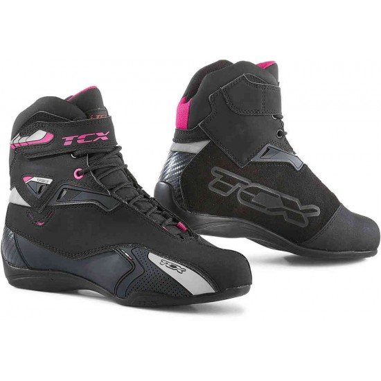 БОТИ RUSH LADY WATERPROOF BLACK/PINK
