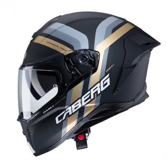 Каска Caberg Drift Evo Vertical Black/Gold