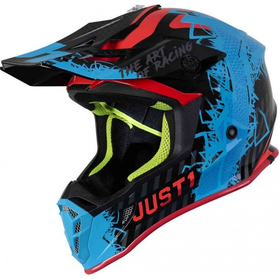 Kаска Just1 J38 Mask Blue/Black