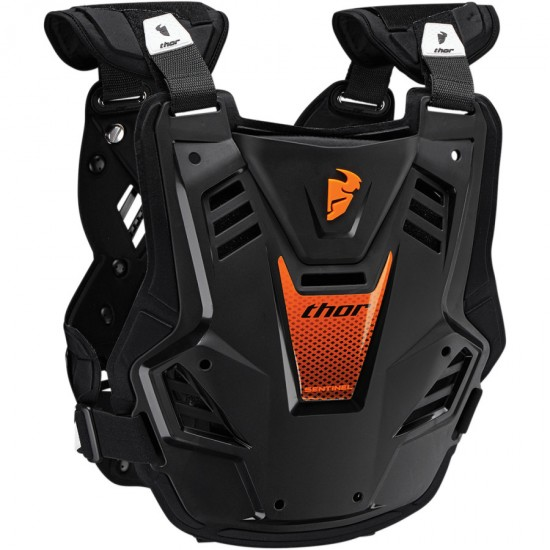 ПРОТЕКТОР ЗА МОТОКРОС THOR SENTINEL GP BLACK/FLO ORANGE