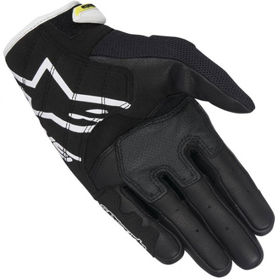 РЪКАВИЦИ ALPINESTARS SMX-2 V2 AIR CARBON BLACK/RED/WHITE