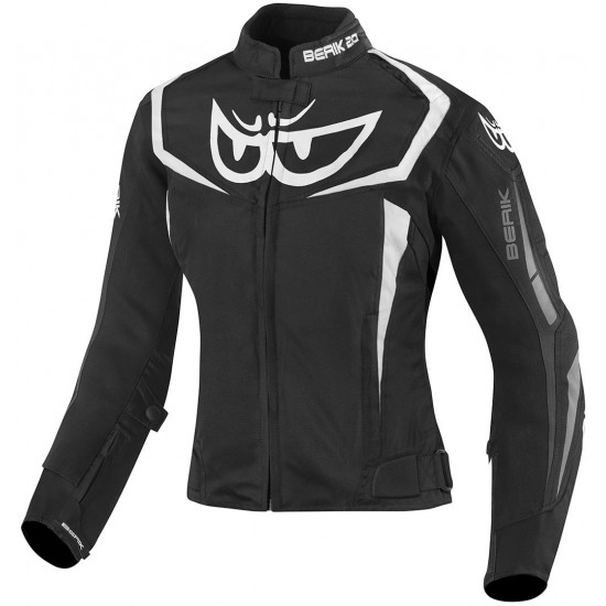 Яке Berik Bad Eye Waterproof Ladies Motorcycle Textile Jacket