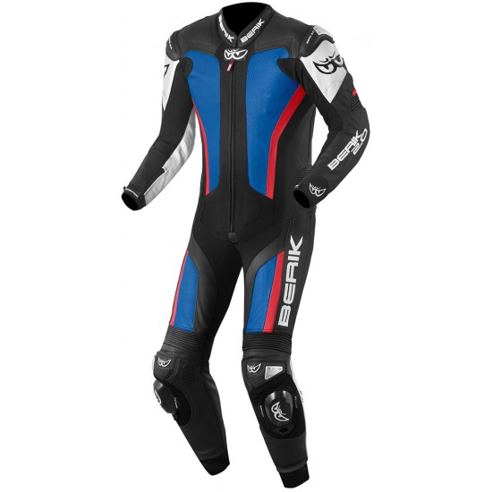 Мото Екип Berik Losail One Piece Motorcycle Leather Suit