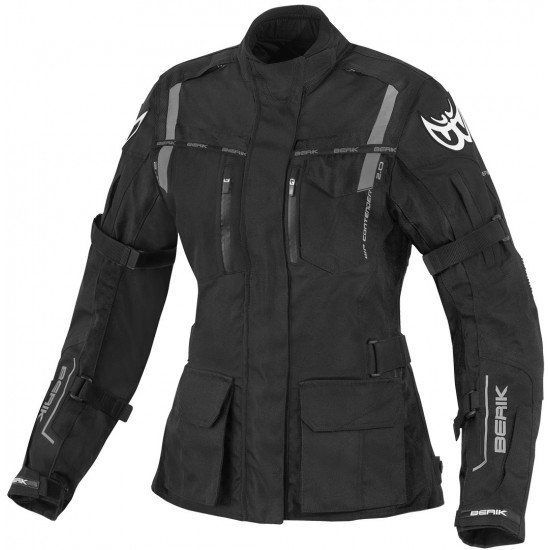Яке Berik Torino Waterproof Ladies Motorcycle Textile Jacket