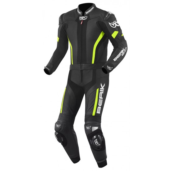Мото Екип Berik Losail Two Piece Motorcycle Leather Suit