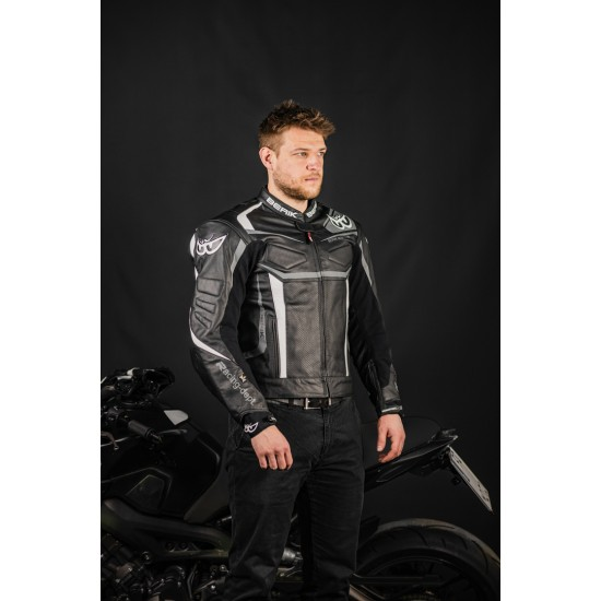 Яке Berik Zacura EVO Motorcycle Leather Jacket