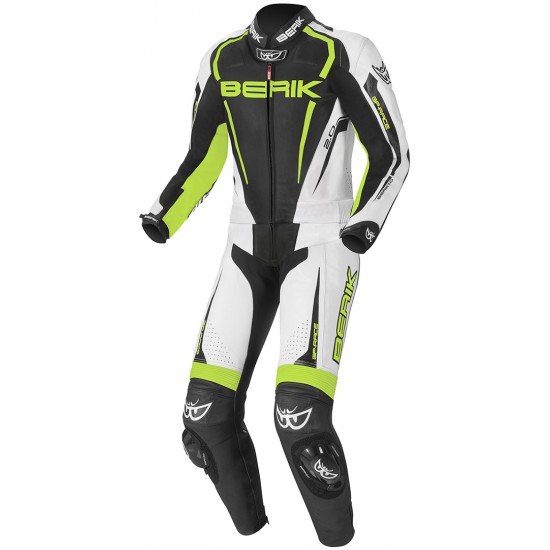 Екип Berik Race-X Two Piece Motorcycle Leather Suit
