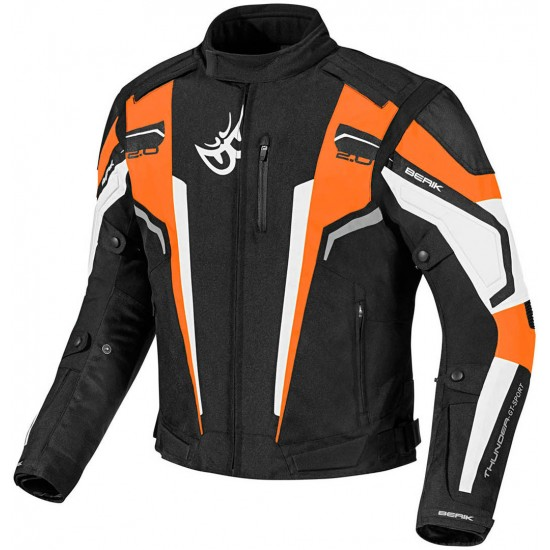 Яке Berik Finn Waterproof Motorcycle Textile Jacket