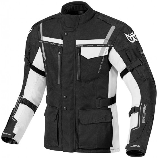 Яке Berik Torino Waterproof Motorcycle Textile Jacket