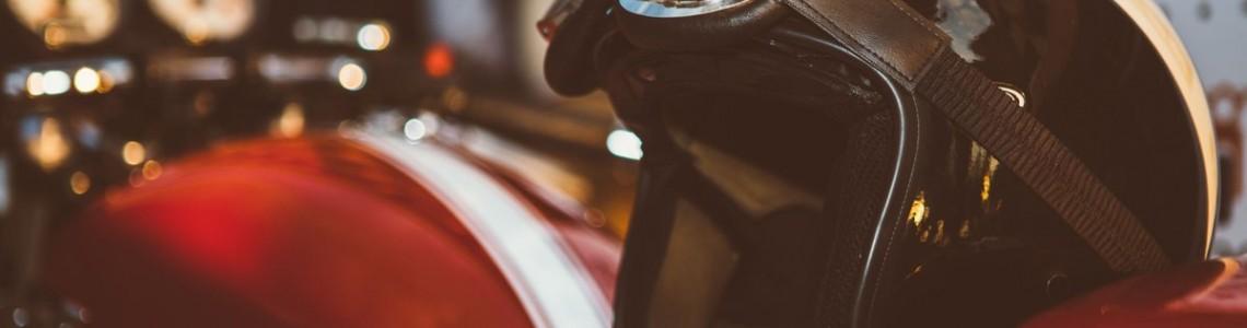 Как да поддържаме каската си за мотор, винаги чиста и готова за път?