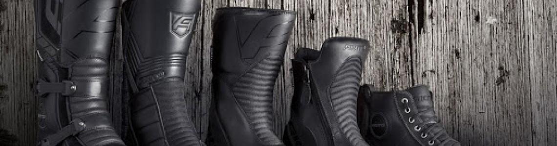 Как правилно да се изберат ботуши за мотор и мото обувки