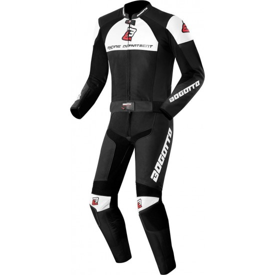 Екип Bogotto Losail Two Piece Motorcycle Leather Suit