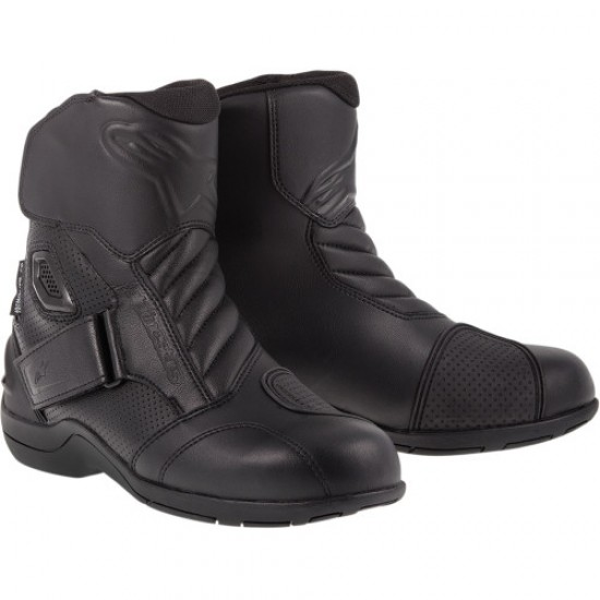 БОТУШИ GUNNER WP TOURING BOOTS BLACK