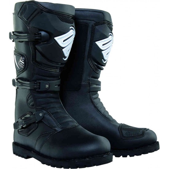 БОТУШИ SHOT BOOTS ATV 2.0 BLACK