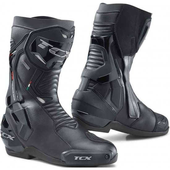 БОТУШИ ST-FIGHTER GORE-TEX BLACK