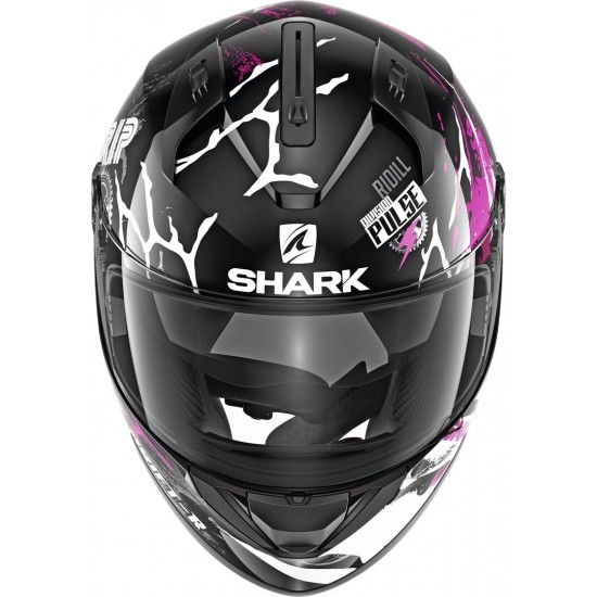 Каска SHARK RIDILL DRIFT-R BLACK/PINK