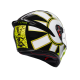 Каска AGV K1 TOP GOTHIC 46 BLACK