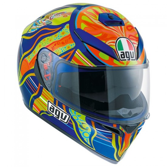 Каска AGV K3 SV FIVE CONTINENTS