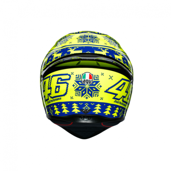 Каска AGV K1 WINTER TEST 2015