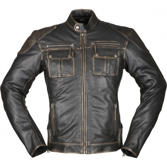Modeka Carlson Motorcycle Leater Jacket