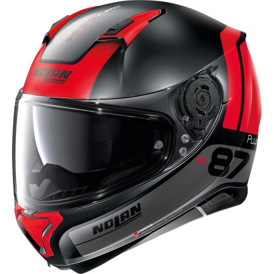 Каска Nolan N87 Plus Distinctive N-Com Helmet