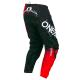 Детски Брич панталон ONEAL ELEMENT SHRED RED