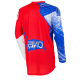 Джърси блуза ONEAL ELEMENT BURNOUT RED/WHITE/BLUE