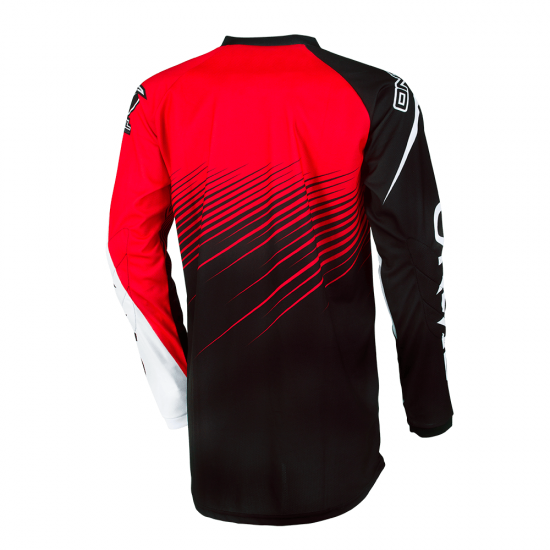 Мотокрос блуза ONEAL ELEMENT RACEWEAR BLACK/RED 2