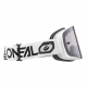 Мотокрос очила O`NEAL B-50 FORCE PRO PACK BLACK/WHITE - SILVER MIRROR 2021