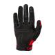 Детски мотокрос ръкавици ONEAL ELEMENT RED/BLACK 2021
