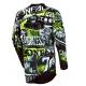 Детска Джърси блуза ONEAL ATTACK BLACK/HI-VIZ 2020