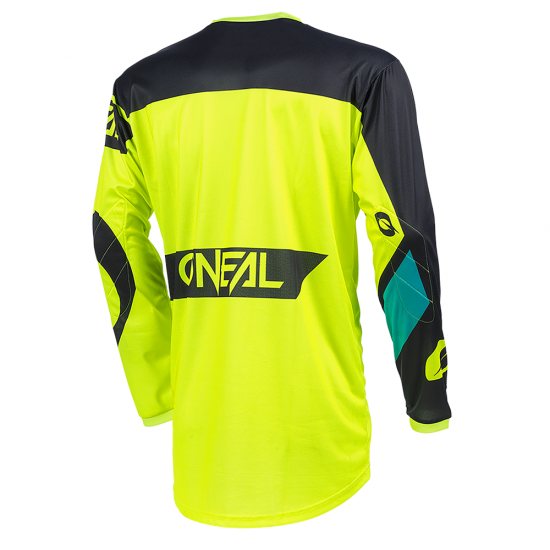 Джърси O'NEAL RACEWEAR NEON YELLOW/BLACK 2021