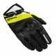 Ръкавици SPIDI FLASH-R EVO BLACK/FLUO YELLOW